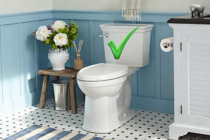 Трюк который поможет сохранить свежесть туалета надолго.   СОВЕТОFF   Яндекс Дзен