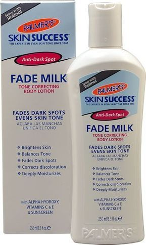 Palmers SkinSuccess Anti-Dark Spot Fade Milk, 8.5 …