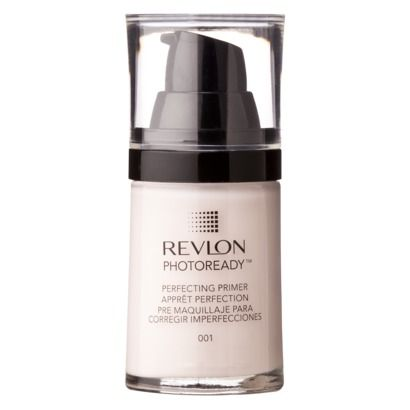 Revlon's PhotoReady Perfecting Primer minimizes flaws and brightens skin. //