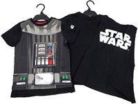 Outlet - Černé tričko s potiskem Star Wars