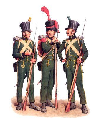 2tes Infantrie Regiment von Nassau ♔