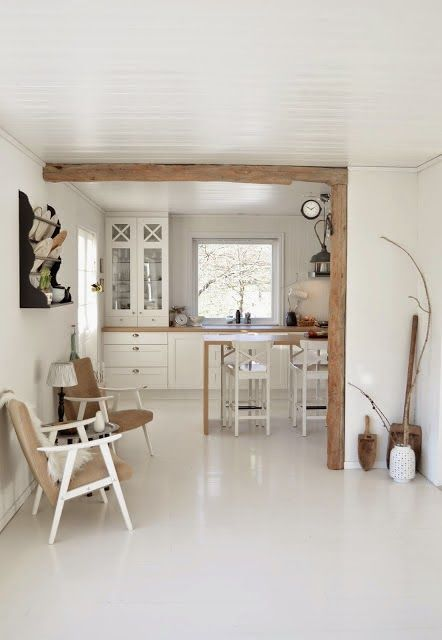 Vicky's Home: Una casa sueca irresistible / An irresistible Swedish home