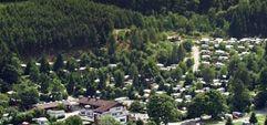 Camping mit Mietwohnwagen in Bad Harzburg