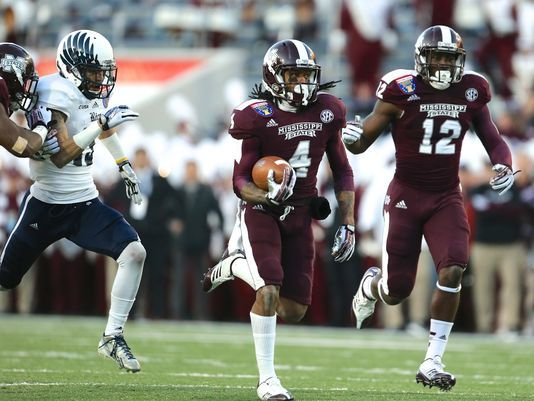 """STARKVILLE – Jameon Lewis felt different when he woke up Monday.  It was the fourth Monday of fall camp, and this one had an extra special meaning to it.  """"It's that mindset you have to turn that switch,"""" Lewis said. """"It's game week. You really just have to focus. It's all about your focus.""""  Mississippi State began game preparation for its season-opener against Southern Miss at Davis-Wade Stadium (6:30 p.m., Saturday). The two meet for the first time since 1990. Only one Bulldog on the…"""