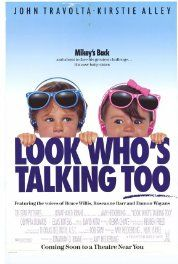 Look Who's Talking Too (1990) Poster