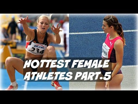 Beautiful and Sexy Women in Sports ● Hottest Female Athletes Part.5 - YouTube