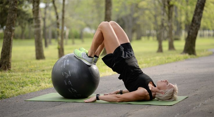 Erin Oprea, trainer to stars like Carrie Underwood, has a few exercises that'll leave you toned all over.