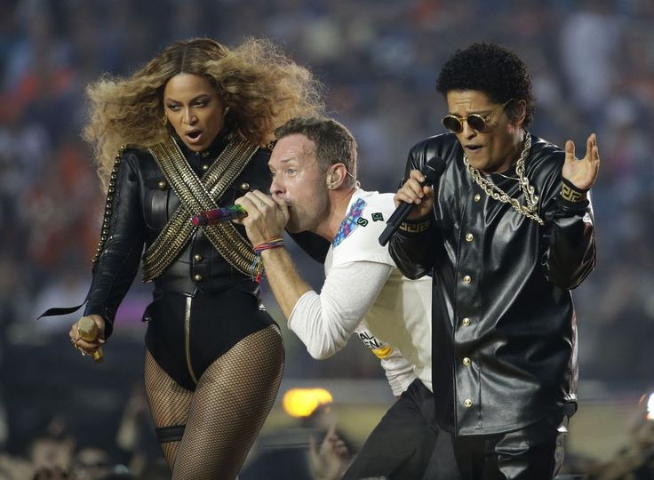 From marching bands to Beyoncé: A brief history of Super Bowl halftime performers
