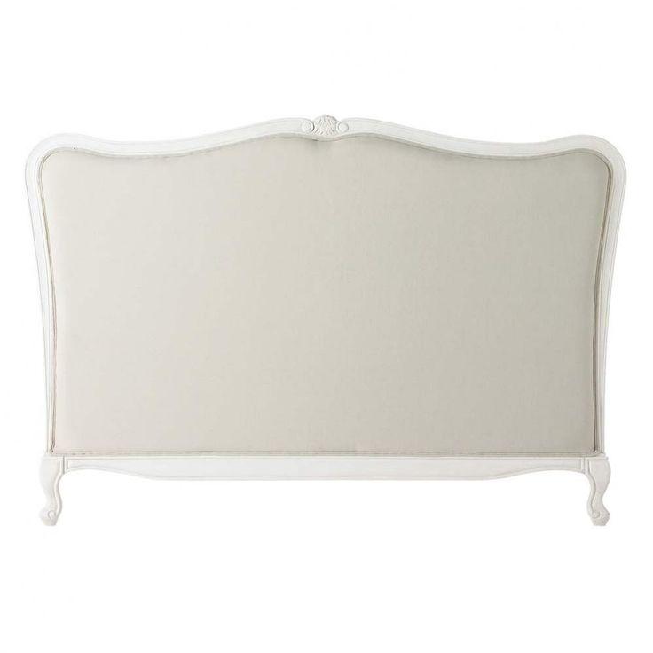 25 beste idee n over houten hoofdeinde op pinterest - Hoofd bed comtesse ...