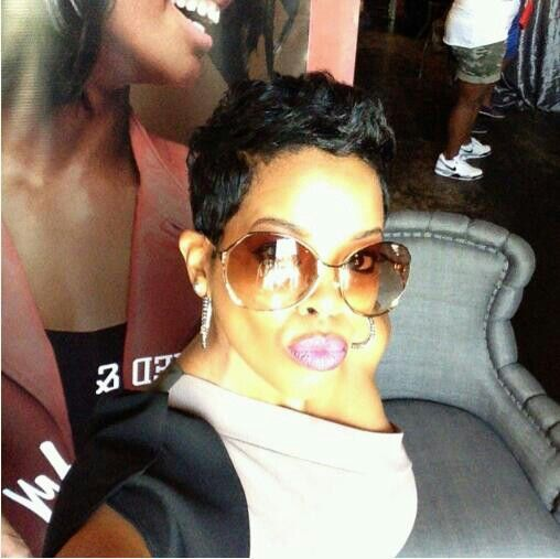 pixie cut...Malinda Williams http://youtu.be/AahnRMMypNE Youtube Channel - Mane Taming