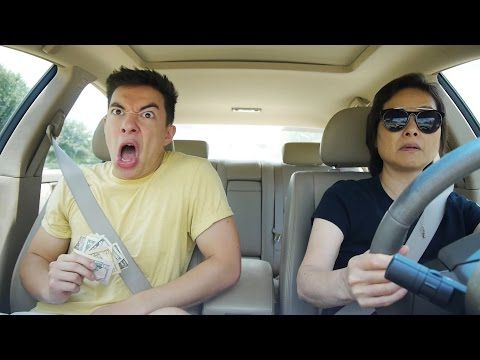 Guy Does Hilarious Lip Syncs While Driving with His Mom (video) | getsokt.com