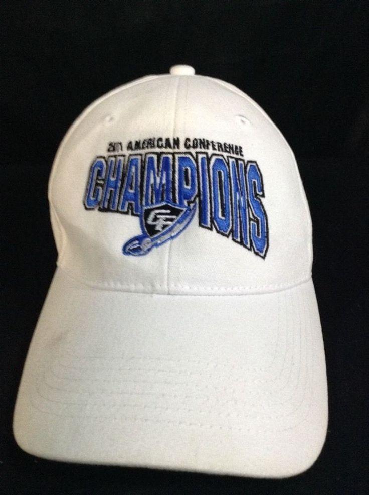 Georgia Force Hat 2011 American Conference Champions Strapback Cap  AFL Arena #RussellAthletic #GeorgiaForce