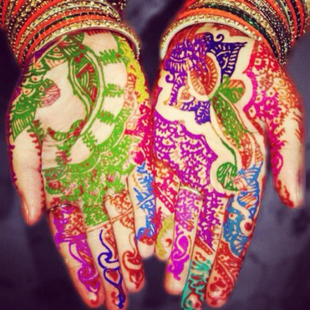 Colorful Henna Designs: 50 Best Henna Designs Images On Pinterest