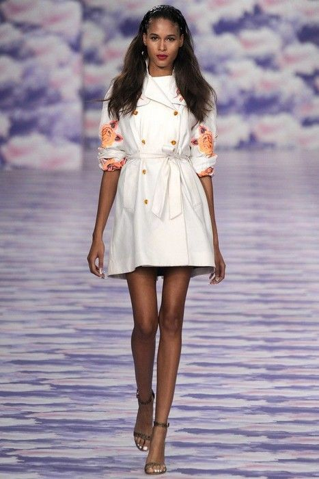 21 Looks by British Fashion Brand House of Holland Glamsugar.com House of Holland Spring 2014