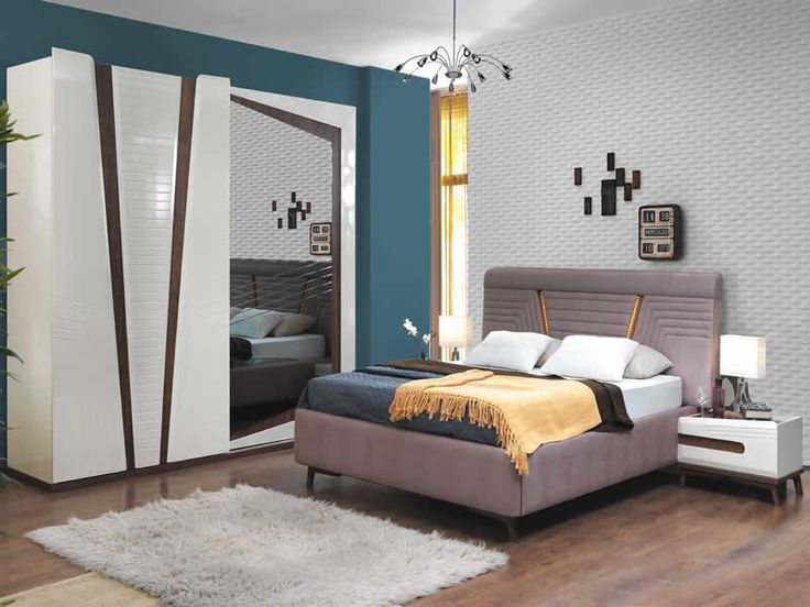 Sönmez Home   Modern Yatak Odası Takımları   Vanni Yatak Odası