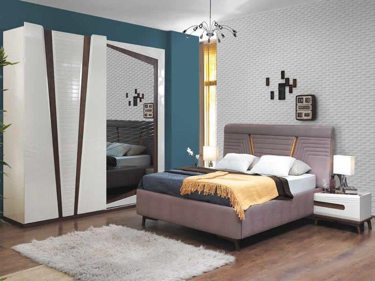 Sönmez Home | Modern Yatak Odası Takımları | Vanni Yatak Odası  #EnGüzelAnlara #Yatak #Odası #Sönmez #Home #YeniSezon #YatakOdası #Home #HomeDesign #Design #Decoration #Ev #Evlilik #Wedding #Çeyiz #Konfor #Rahat #Renk #Salon #Mobilya #Çeyiz #Kumaş #Stil #Tasarım #Furniture #Tarz #Dekorasyon #Modern #Furniture #Mobilya #Yatak #Odası #Gardrop #Şifonyer #Makyaj #Masası #Karyola #Ayna