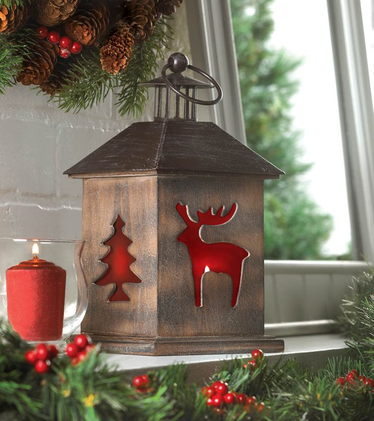 Youll Invite The Holiday Spirit To Brighten Your Home With Gentle Candlelight When You