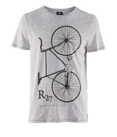 Cycle shirt by H.