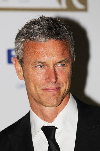 Mark Foster, British Olympic Swimmer
