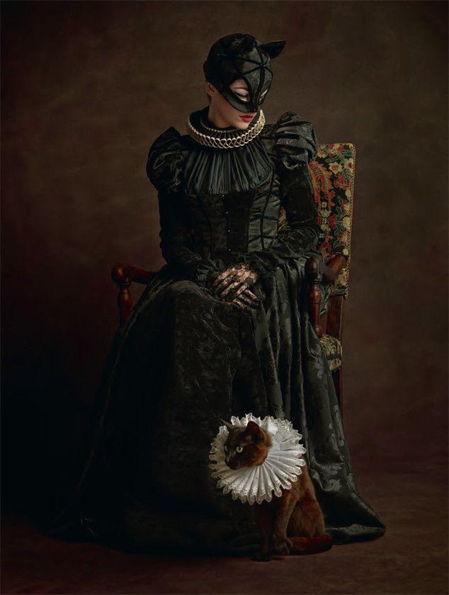 Disney, Star Wars and Superhero Characters Get Renaissance Portraits: See Catwoman, Batman, Joker and More!