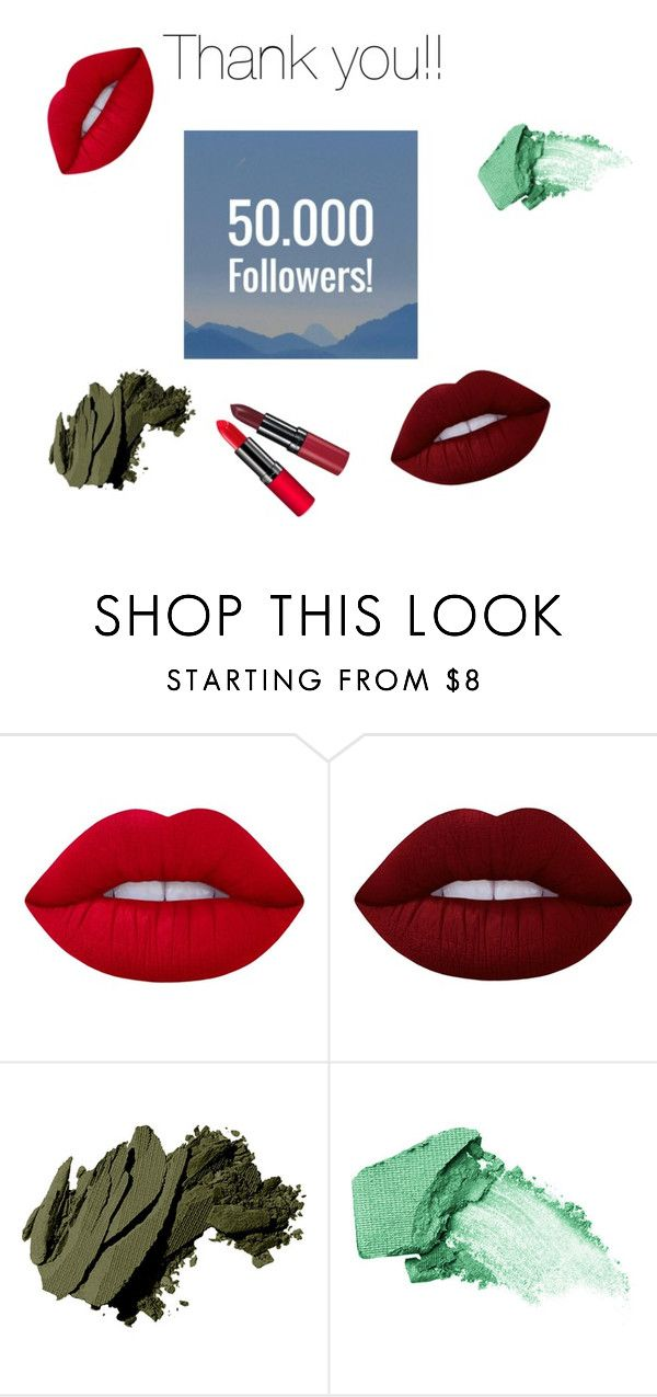 """""""50.000"""" by dragut-dora-silvana on Polyvore featuring beauty, Lime Crime, Bobbi Brown Cosmetics, jane and Rimmel"""
