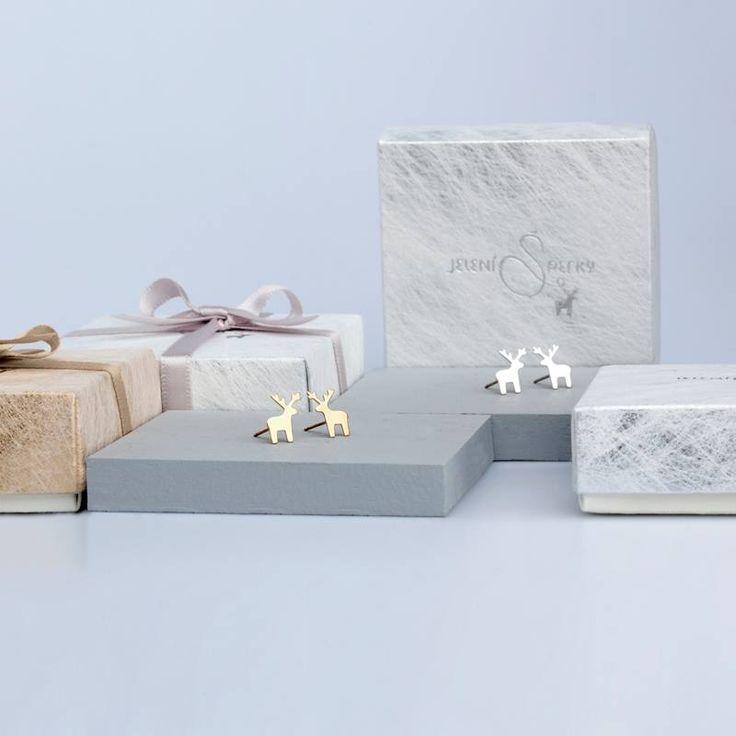 Jelení šperky - Exkluzivní kovová kolekce