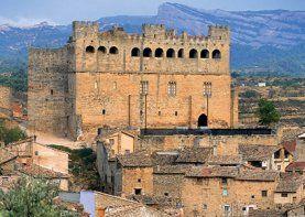Castillo de Valderrobres Teruel España
