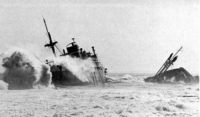 The Wreck of the S.A. Seafarer | Flickr - Photo Sharing!