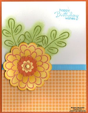 Embossed FlowerCards Ideas, Cake Paper, Stamps Sets, Add Cake, Flower Fest, Embossing Flower