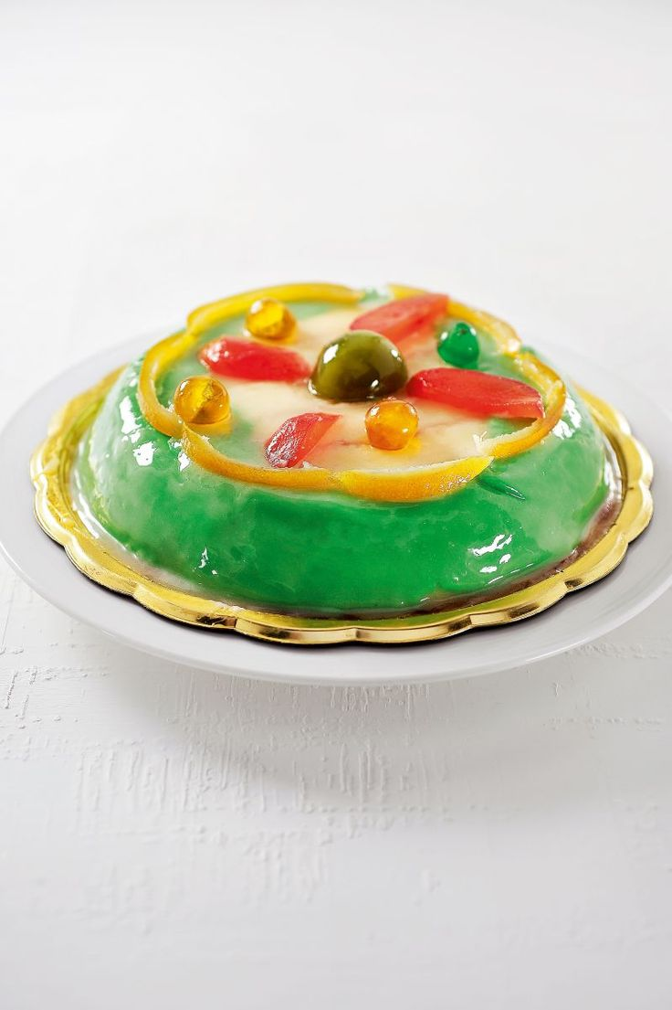Recept 'Siciliaanse cake' | njam!