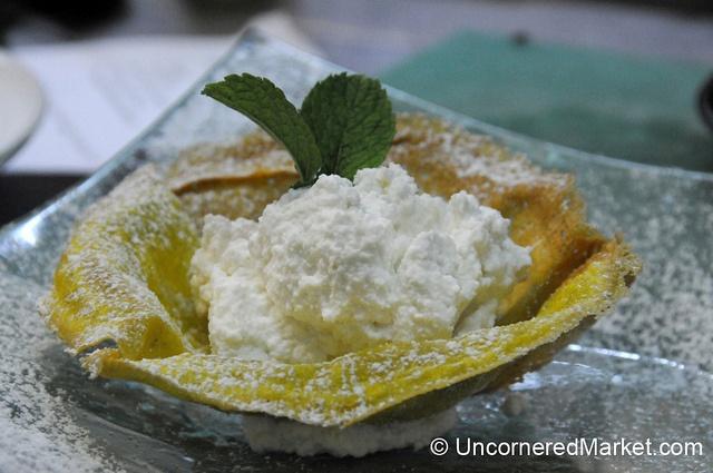 Ricotta Filled Ciaffagnone - Manciano by uncorneredmarket, via Flickr