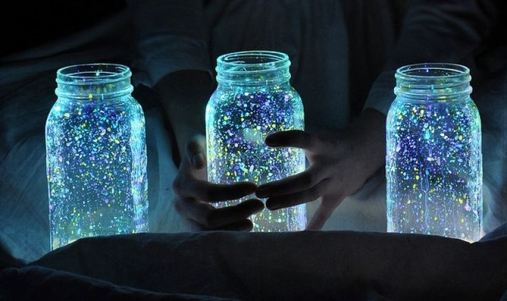 DO IT YOURSELF - FAIRIES IN A JAR (Adrian Wand)