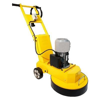 Concrete Grinder 18 Working Diameter 4HP Electric Motor, Ship from Florida USA