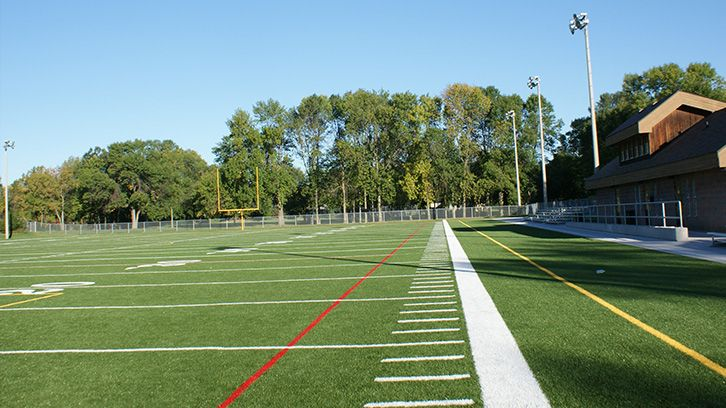 Image of Bronte Athletic Field.