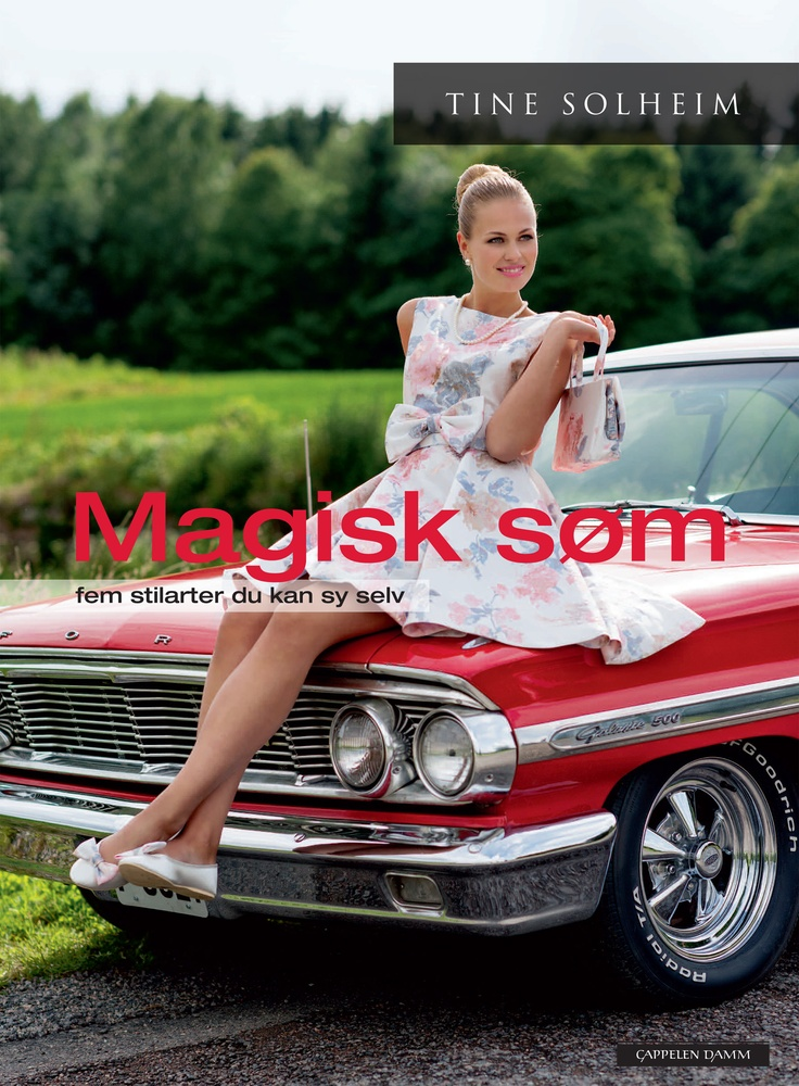 Magisk søm, magical, easy & creative sawing