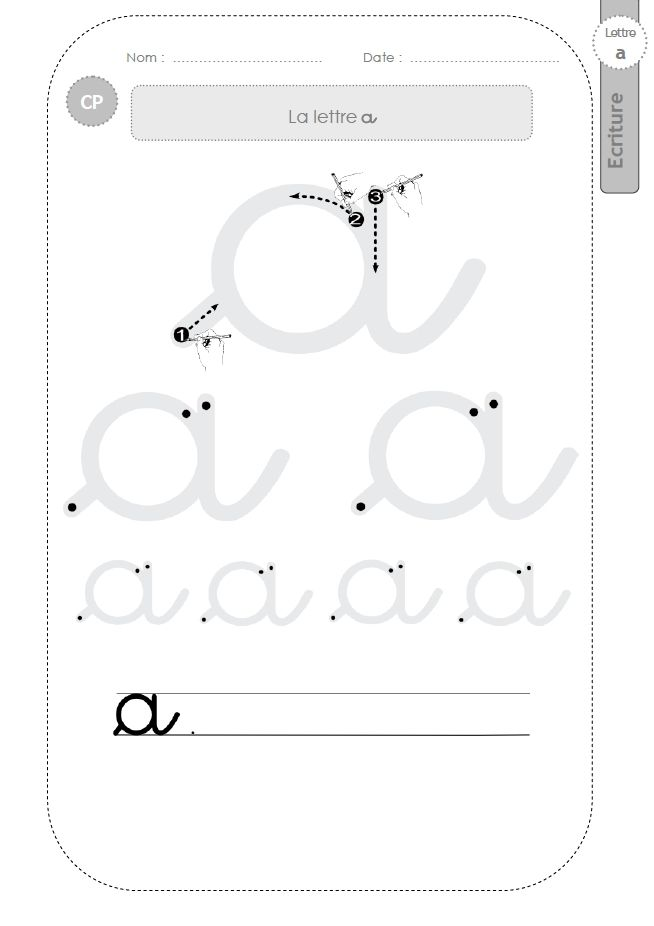 340 best images about ecriture cursive on Pinterest | Boucle d'oreille, French and Cursive ...