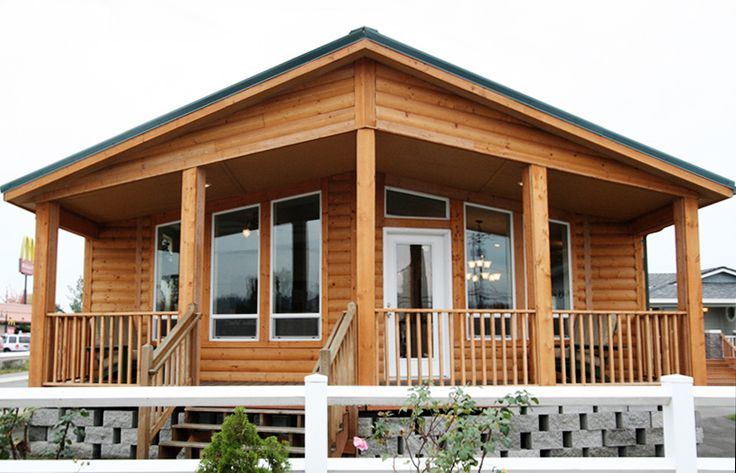 The Metolius Cabin N5p264k1 Home Floor Plan Manufactured