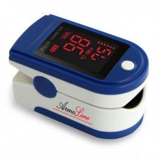 Parmak Tipi Pulseoksimetre Cihazı