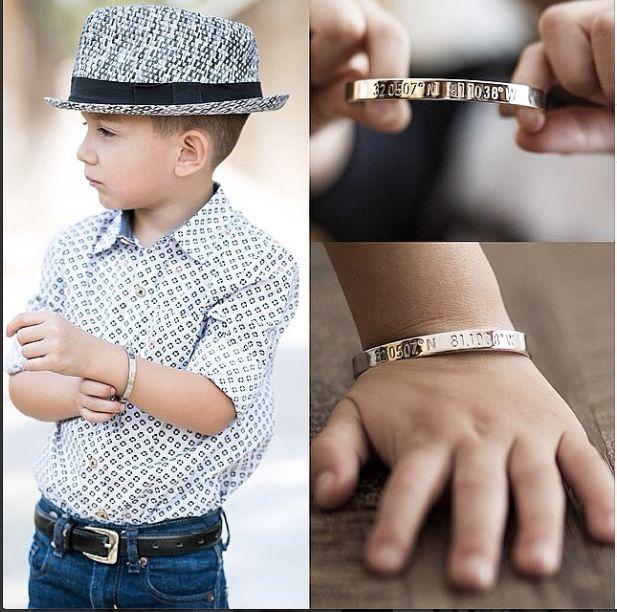 Legend Bracelet - Coordinates Collection