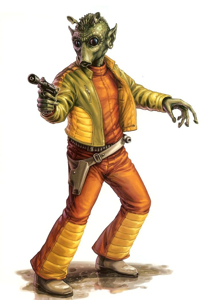 Star Wars Alien Species | Rodian - Wookieepedia, the Star Wars Wiki