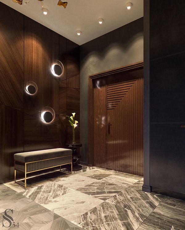 Apartment In Moscow With Images Door Design Interior Luxury