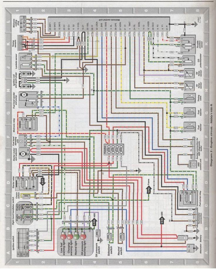 Bmw R1200rt Wiring Diagram With Schematic Bmw Bmw R1200rt Wiring Diagram