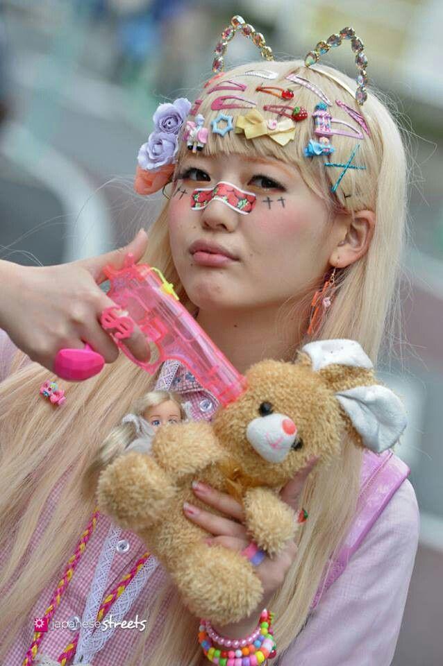 Japanese fashion - decora