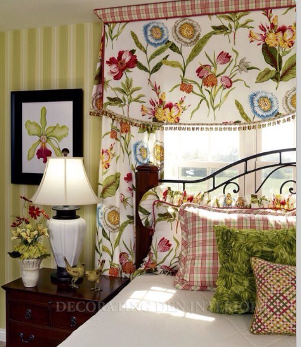 327 Best Country Cottage Window Treatments Images On Pinterest Curtains Window Coverings And