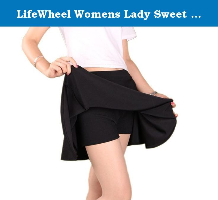 LifeWheel Womens Lady Sweet Short Princess Skirt Pleated Student Mini Skirt. Skirts Size: Unit: cm(1cm=0.39inch) ★ S-----Waistline 58/85cm---Length 36cm---Suggest Weight 35.0/42.5kg(Normal height) ★ M-----Waistline 60/92cm---Length 37cm---Suggest Weight 42.5/50.0kg(Normal height) ★ L-----Waistline 62/96cm---Length 38cm---Suggest Weight 50.0/60.0kg(Normal height) ★ XL----Waistline 56/105cm---Length 39cm---Suggest Weight 60.0/70.0kg(Normal height) The Buyer Notice: ★ This listing is for one...