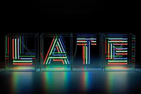 Actualit late une installation typographique for Architecture evolutive