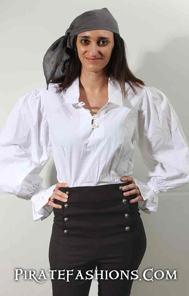 Women S Port Royal Shirt In 2018 Women S Fashion Lady Pirate Wench