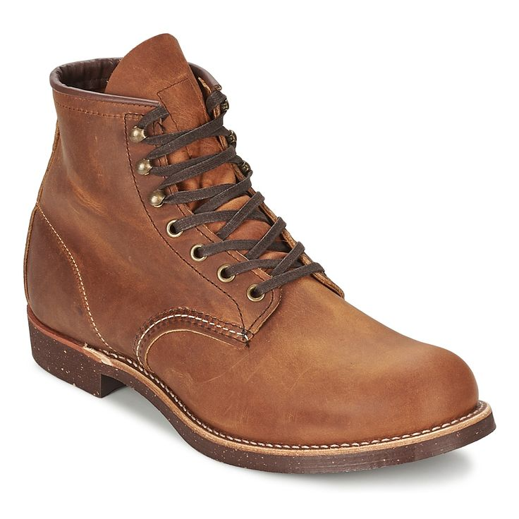 Red Wing BLACKSMITH Marron prix Boots Homme Spartoo 299.00 €