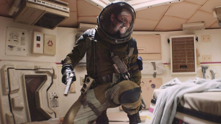 """First Images From the Scifi Film """"Prospect"""" - Starring Pedro Pascal Jay Duplass Andre Royo and Sheila Vand"""