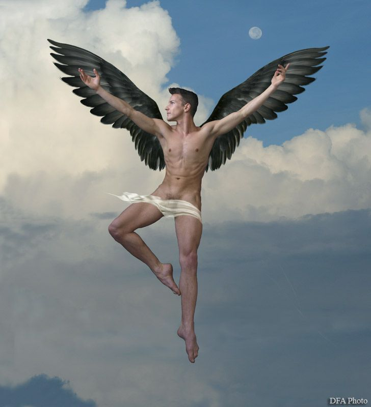 175 Best Male Angels Images On Pinterest  Angels, Dark -2683